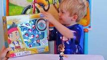 Jake e os Piratas da Terra da Nunca Brinquedos Jogos Pescaria em Português