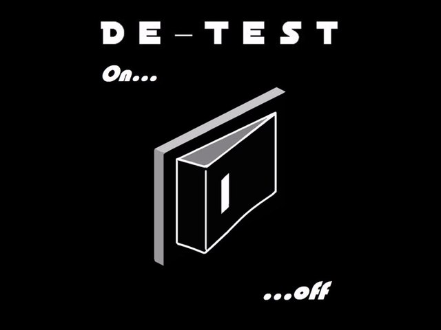 DE-TEST - OUTRO (NEW NEW AGE)