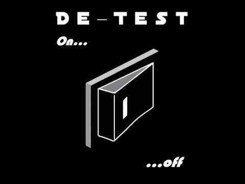 DE-TEST - OUTRO (NEW NEW AGE)