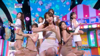 【TVPP】 Lovelyz - That Day, 러블리즈 - 그날의 너 @Show Music core2018