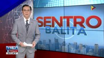 #SentroBalita: Luzon grid, muling isinailalim sa Yellow alert