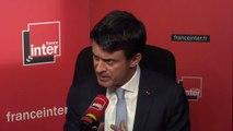 """Manuel Valls : """"il faut revoir les formes de rétention et de suivi pour les personnes radicalisées"""""""