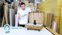 Créer un panier valisette pour chien DIY - Les tutos du fiston