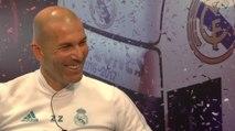 Zinédine Zidane, invité de Stade Bleu spécial France 98