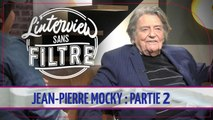 Jean-Pierre Mocky en couple avec Claudia Cardinale ? Sa surprenante réponse