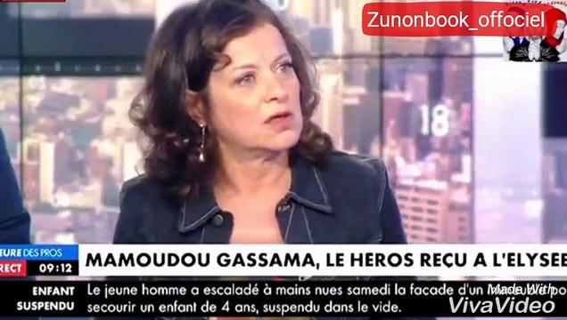 Elisabeth levy trouve l'acte de Mamadou négligeable voici ce que pense les ivoiriens
