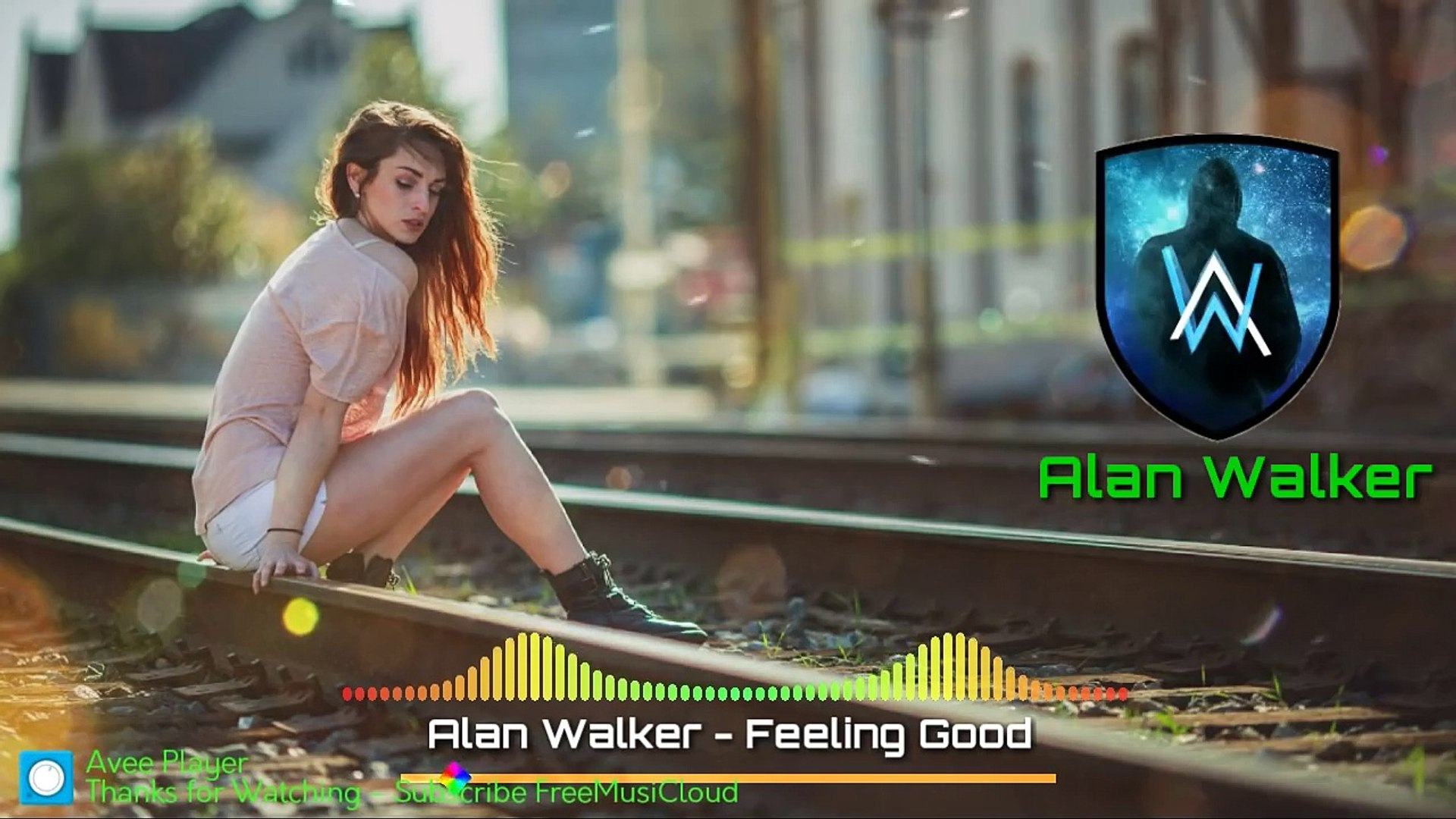 Alan Walker Faded Roblox Id alan walker - feeling good (new song 2018)