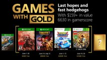 Xbox Games with Gold (June 2018) - Official Trailer