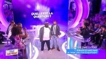 TPMP : Le twerk d'Issa Doumbia sur Cyril Hanouna