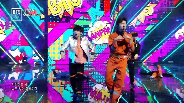 BTS (방탄소년단) - Best Of Me @ BTS COMEBACK SHOW _