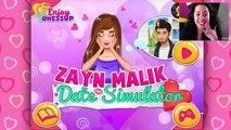 Zayn is dating WHO?! – Zayn Malik Dating Simulator!