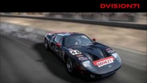 Ford GT VS. Dodge Viper SRT10 - Willow Springs GP [Need For Speed SHIFT]