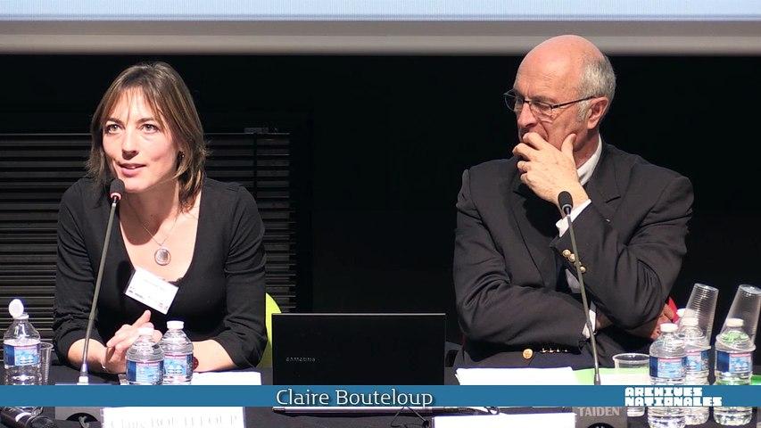 Vidéo 14 - Claire Bouteloup