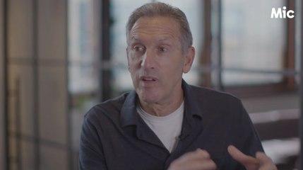 Howard Schultz on Starbucks' racial bias training
