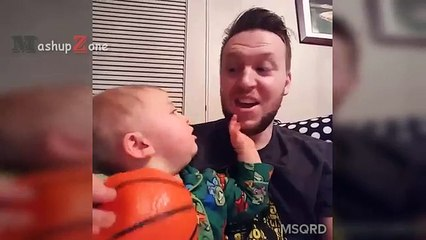 Funniest Babies Face Swap Videos - Try Not To Laugh Challenge 2017