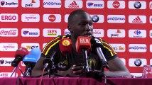 """Romelu Lukaku: """"Pas envie que ça se passe comme en France ou au Brésil"""""""