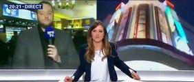 Sylvie  Vartan (au Grand Rex) se moque et nargue Laetcia Hallyday