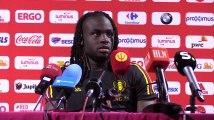 "Jordan Lukaku: ""Après cette semaine, ma blessure ne va pas disparaitre"""