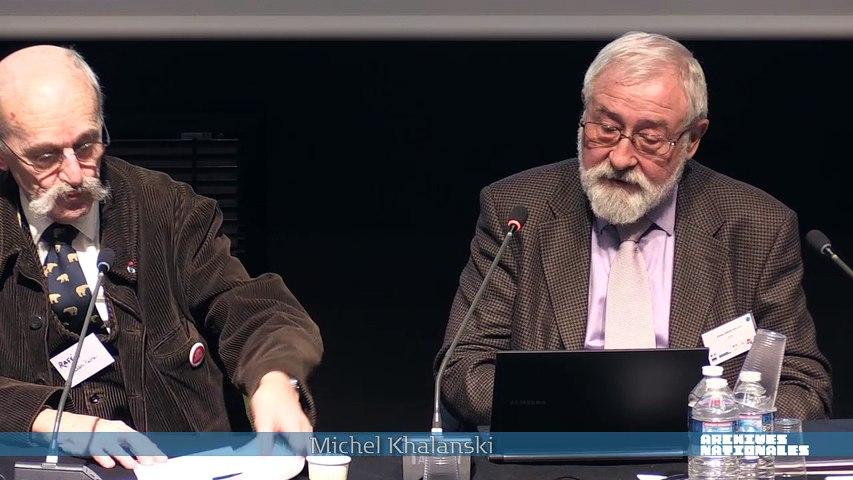 Vidéo 18  - Michel Khalanski