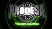 Michael Lopez VS Adrian Salinas - Boxeo Amateur - Miercoles de Boxeo