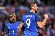 Kanté supporte Giroud