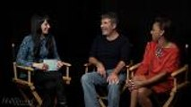 "'America's Got Talent' Judges Simon Cowell and Mel B On ""Feel Good"" Season 13 and 'American Idol' 
