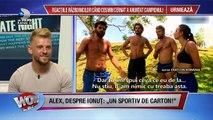"""WOWBIZ (29.05.) - Alex, despre Ionut: """"Un sportiv de carton!"""" Cum a reactionat Ionut? Partea 3"""