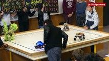 Lorient .Le RoboFesta fête la sciences avec les élèves de la région