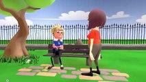 Funny Cartoon GF and BF Talking