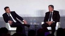 Elon Musk on Moonbase Mars Tesla SpaceX  - Space Talk 2056 part 2/2
