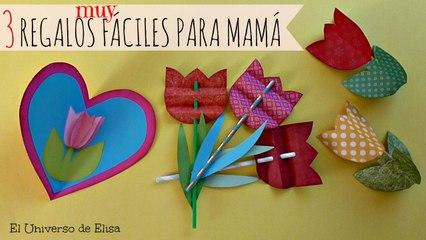 3 Regalos para Mamá; Originales, Bonitos y Baratos.
