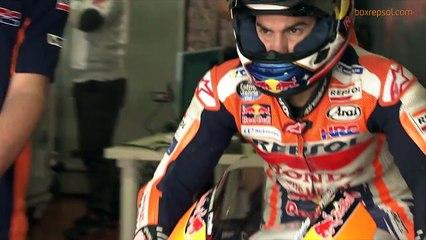 Marquez Pedrosa explique Mugello circuit
