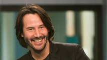 Keanu Reeves Joins New Netflix Comedy