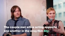 Norman Reedus and Diane Kruger Expecting First Child Together