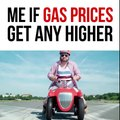 Pass this on if you think gas prices are too high!