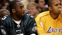 Eagles fan Kobe Bryant visits Patriots OTAs after Super Bowl LII