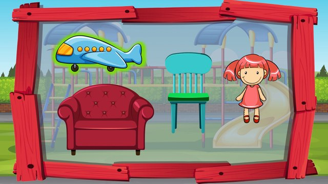 Learn colors with Surprise eggs Playground Cartoons for children and Babies learning Colors