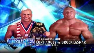 Wrestlemania 19 2003 XIX Full Screen Part 4 HD