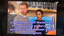 Prinz Harry & Herzogin Meghan: Zwillings-Sensation!