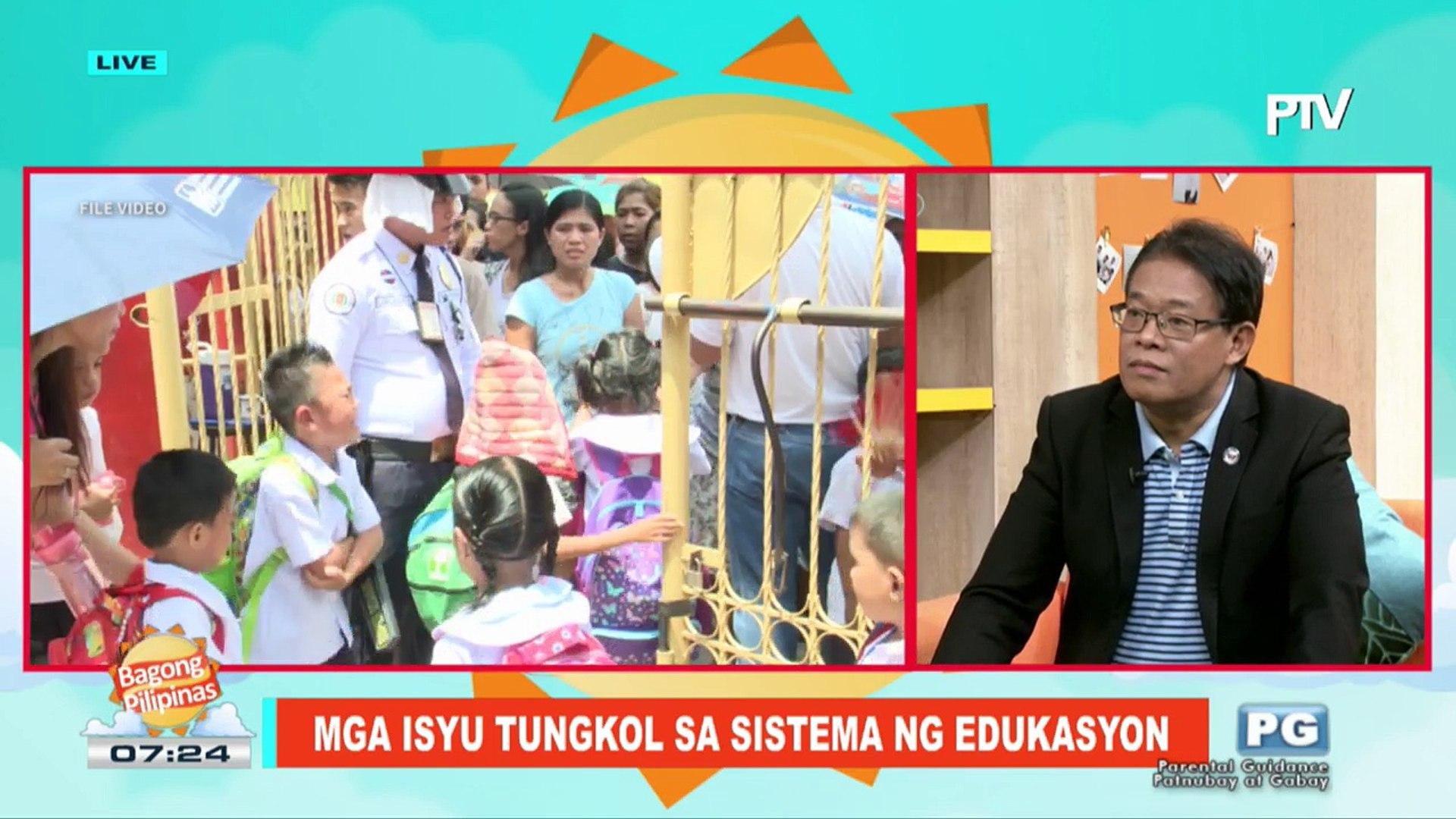 ON THE SPOT: Mga isyu tungkol sa sistema ng edukasyon