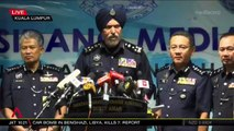 WATCH: Malaysia's commercial crime chief holds press conference on probe linked to 1MDB.