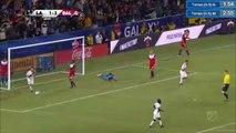 Zlatan Ibrahimovic goal (1-3)   LA Galaxy vs FC Dallas