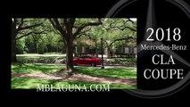 2018 Mercedes-Benz CLA Coupe Dana Point CA | Mercedes-Benz CLA-Class Dealer Laguna Beach CA