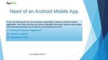 Best Android App Development Company in Kolkata- Apps Coder