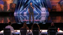 America's Got Talent 2018 - Iain Brown- Wannabe AGT Judge Replaces Howie Mandel