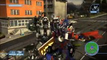 [Epic Modding] Transformers The Game: The Movie (Optimus,Bumblebee,A.I vs Megatron,Starscream,A.I)5