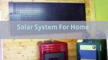 Solar System for Home,Solar Power System,Solar Panel System