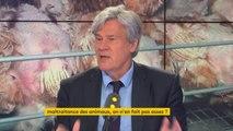 """Maltraitance des animaux : """"Je suis favorable à la généralisation de la vidéosurveillance"""", explique Stéphane Le Foll #8h30politique"""
