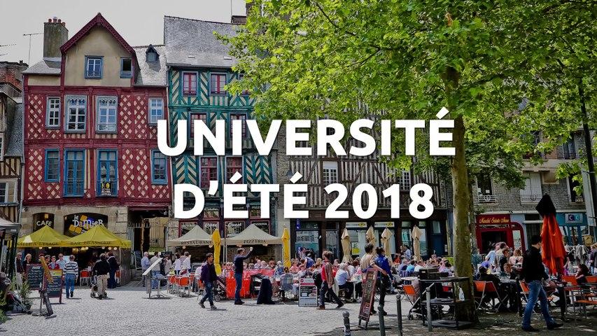 Université d'été : Accompagner les acteurs de l'enseignement supérieur pour réussir la flexibilisation des parcours