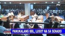 #SentroBalita: Panukalang BBL, lusot na sa Senado